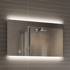 Bathroom Mirror Lights Amazon pingarcia dunne on led bathroom mirrors with demister