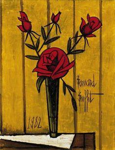 Artist Bernard Buffet