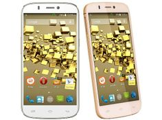 Micromax Canvas Gold has yet to go official but it is now available for Rs. at online retailer Infibeam. It is powered by the MediaTek octa-core processor clocked at 2 GHz with a full-HD display running Android KitKat Latest Phones, Mobile News, Mobile Technology, Android 4, Core, Smartphone, Display, Iphone, Canvas