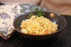 Monterey Jack Chicken and Rice Casserole