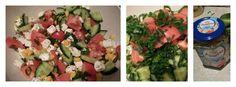 Griekse Salade | Food Junkie