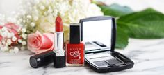 Prep for date night with @AvonInsider makeup. When in doubt, go for a bold, matte red lip & a smoky eye! #AvonRep