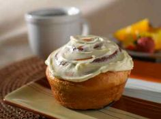 Cinnabon Frosting.  This one is my tried and true favorite.