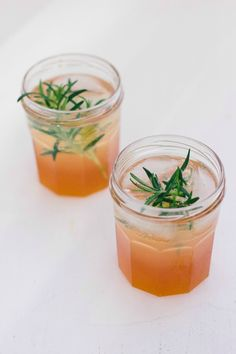 Grapefruit Rosemary Sparkler - Wit & Delight