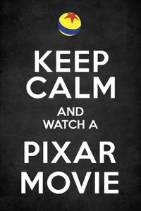LOVE everything PIXAR!!!!!  It all started with Toy Story