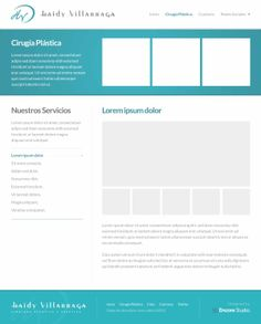 #EncoreUniversal #Website #Mockup #Design