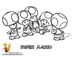 Mario Coloring Pages Games Free Wario Super