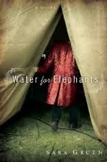 Water For Elephants! The movie consists of Robert Patterson and Reese Witherspoon!!