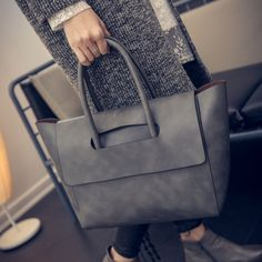 Fashion All-match Women Bag Female Handbags Solid Purse and Handbags Simple Wing Bags borse donna marche famose 2016 brand bolso