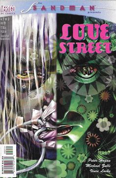Sandman Presents: Love Street # 2 Vertigo Imprint of DC Comics