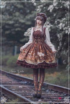 中国 ロリィタ 画像bot(@Chi_lolita)さん | Twitter