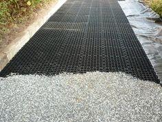 Grindplaat - Gras | Zwart | 50 x 50 cm | Grindplaten.nu