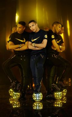 Here's a First Look at Olivier Rousteing's #Nike Collab #Balmain