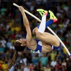 Ekaterini #Stefanidi #Rio2016