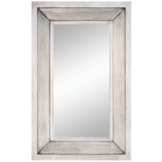 Found it at Joss & Main - Mayer Wall Mirror for behind lamps on mater nightstands
