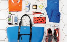 Break in a Bag: Gym Essentials for a Midday Workout - SELF