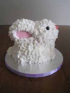 A cake I made for the kids for Easter!
