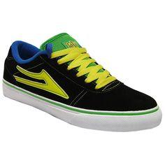Lakai Manchester select SMU black green suede 49€ #lakai #manchester #skateshoes #shoes #chaussure #shoe #vulcanizedsole #kid #junior #skate #skateboard #skateshop
