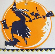 1920s Tally's Card