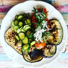 Semplici verdure miste  Vegan Gluten free https://www.instagram.com/chrischefblog/