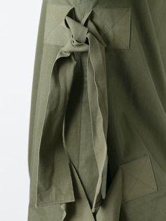 Comprar Damir Doma camiseta con lazos a los lados en Stefania Mode from the world's best independent boutiques at farfetch.com. Descubre 400 boutiques en 1 sola dirección.