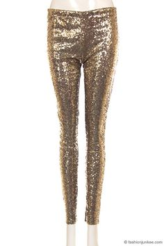 Sequin leggings. Great muffin top coverage!   I HeART EnTerTaiNing ...