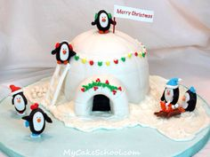 Cake Decorating Classes In Lakeland Fl : 1000+ images about Christmas Cakes on Pinterest ...