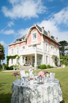 Domaine de Bassilour ・・・・・ カタログの表紙に使用したホテルです。