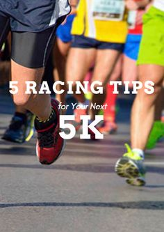 You want to be faster - maybe set a new personal record or try for a coveted place on the podium. You decide to train a little harder and race a little smarter. Here are five ways to make your next 5K race the best one yet. 5 Racing Tips for Your Next 5K http://www.active.com/running/articles/5-racing-tips-for-your-next-5k?cmp=17N-PB33-S31-T6-D1-3212016-1154#utm_sguid=55159,dd21ee30-0e3f-0c92-b2e8-062b3ce63ff7