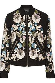 #Floral #bomber #jacket #GiftIdea #GiftResposibly #GlamGifting