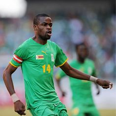 Masimba Mambare, Zimbabwean international footballer who plays for Highlanders as a midfielder. He played at the 2014 FIFA World Cup qualification.