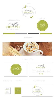 This logo is great for healty food business businesses, natural products, natural cosmetics health Kit Design, Logo Design, Brand Design, Identity Design, Brand Identity, Design Ideas, Logan, Business Card Size, Business Names