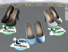 Charity Item - Alice Project http://maps.secondlife.com/secondlife/Shoetopia%201/61/188/503