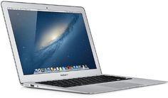 Apple MacBook Air 33,78 cm (13,3 Zoll) Notebook (Intel Core i5 4250U, 1.3GHz, Intel HD Graphics 5000, 4GB RAM, 128GB Flash-Speicher) - Modell Juni 2013