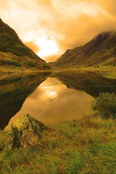 a Glencoe morning, Scotland Scotland Vacation, Scotland Travel, Wonderful Places, Beautiful Places, Scotland Culture, Glencoe Scotland, West Highland Way, Romantic Honeymoon, Honeymoon Ideas