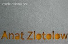 Anat Zlotolow's Interior Architecture portfolio