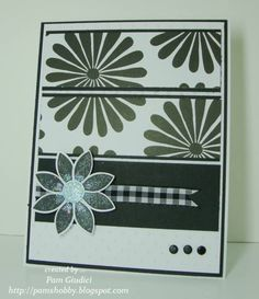 Build a blossom Split flowers by pamshobby - Cards and Paper Crafts at Splitcoaststampers