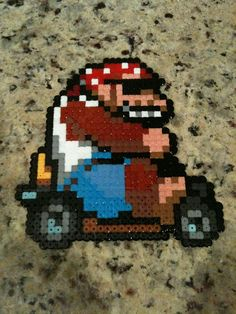 Mario Kart Funky Kong by powerranger02 on DeviantArt