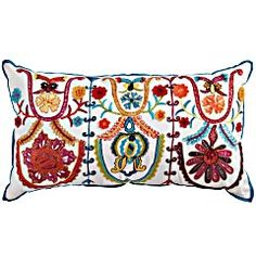Pier 1 Imports  Special Values  Pier1ToGo Product Details - Bright Pillow