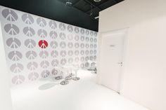 """Allestimenti e realizzazioni by Nimar srl per """"Manfrotto"""" at Photokina 2014 - Colonia 16-21 sett Hall 2.2/Stand B 40"""