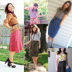 See MORE IDEAS for MIXING PRINTS and VOTE on your favorite! #ModestFashionistas #MixingPrints #Vote