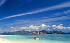 Costa Rica Beach Scenery :)