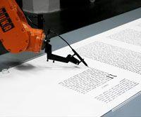 robotlab - Der Bibelschreiber [2007]