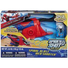 Spider-Man Webshooter