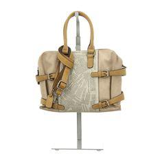 NEU: Rieker Handtaschen H1026-40 - grau kombi -