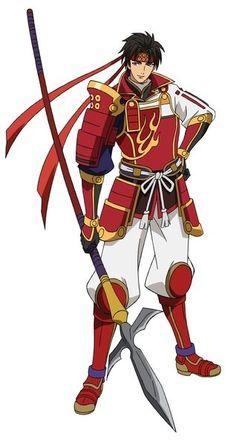 Yukimura Sanada / Anime Sengoku Musou