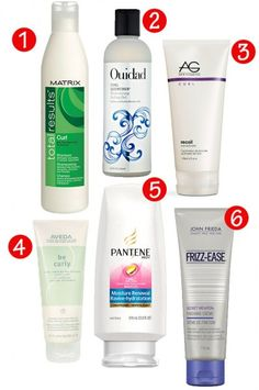6 Tried and Tested Products For Curly Hair - Nadyana Magazine