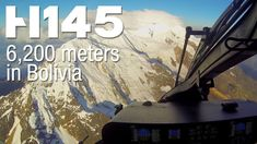 H145 reaches 6,200 meters in Bolivia - YouTube