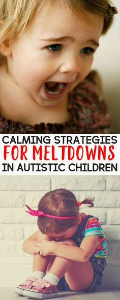 Sensory meltdowns come with the territory of parenting an autistic child. Here are 5 proven calming strategies for meltdowns that have worked for us.