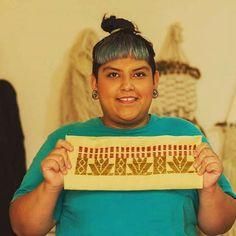 Los resultados del taller de bordado hilván impartido por Eulalia y Elizabeth en @tallerdoscoyotes 💙